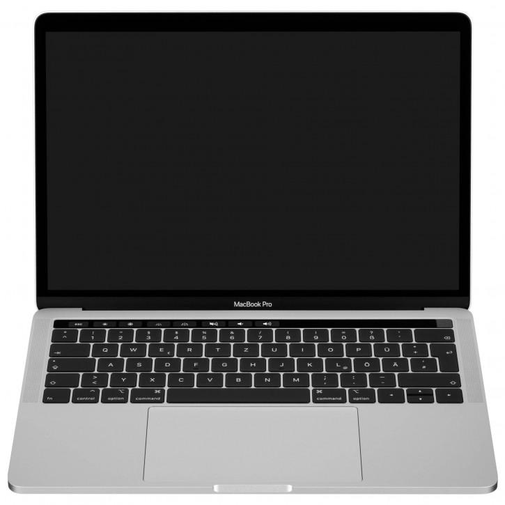 Apple MacBook Pro 13 Touch Bar 2,4GHz Ci5 256GB silver 2019