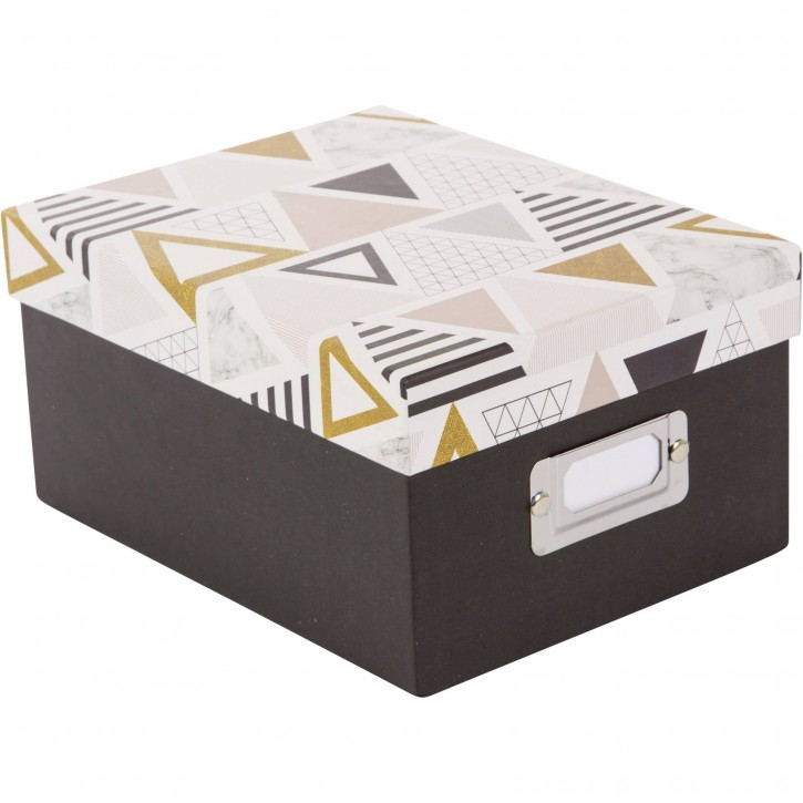 Goldbuch Fotobox Trigonium farbl. sort. 700 F. 10x15  85060
