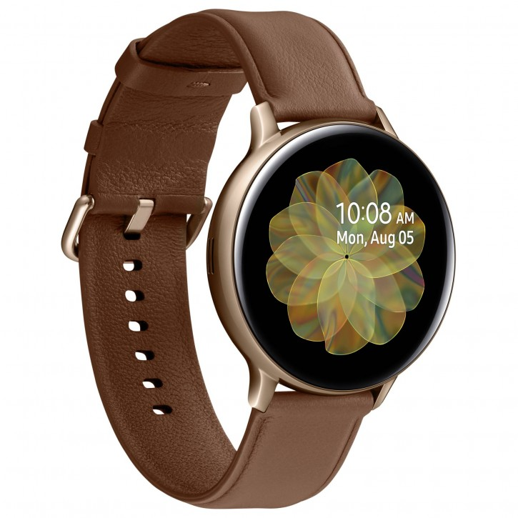 Samsung Galaxy Watch Active2 Stainless Steel 44mm Gold