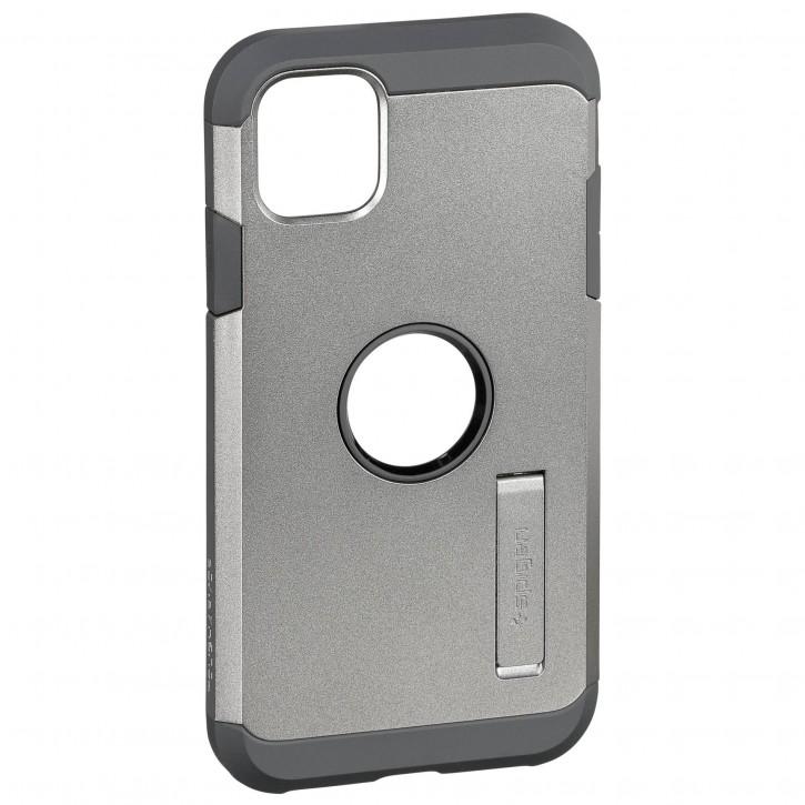 Spigen Tough Armor iPhone 11 gun metal