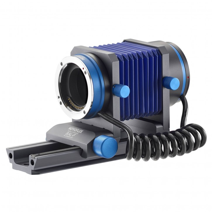 Novoflex Autom. Balgengerät für Sony E-Mount