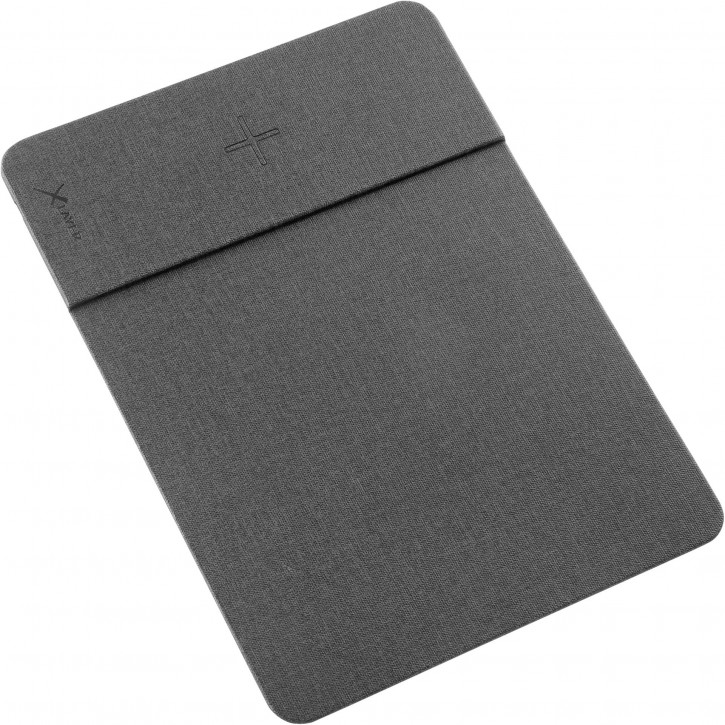 Xlayer Wireless Charging Mouse Pad black/silver