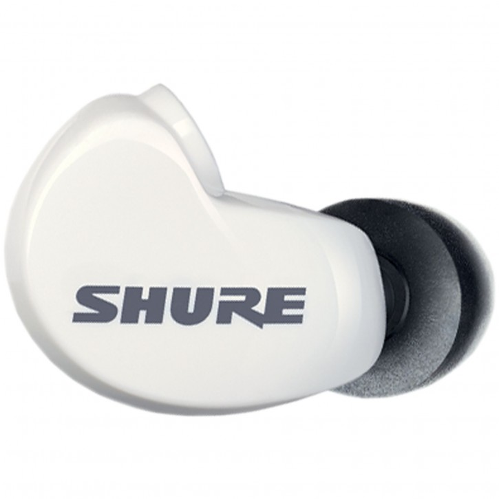 Shure SE215-WHITE-RIGHT Ersatz Ohrhörer rechts weiß