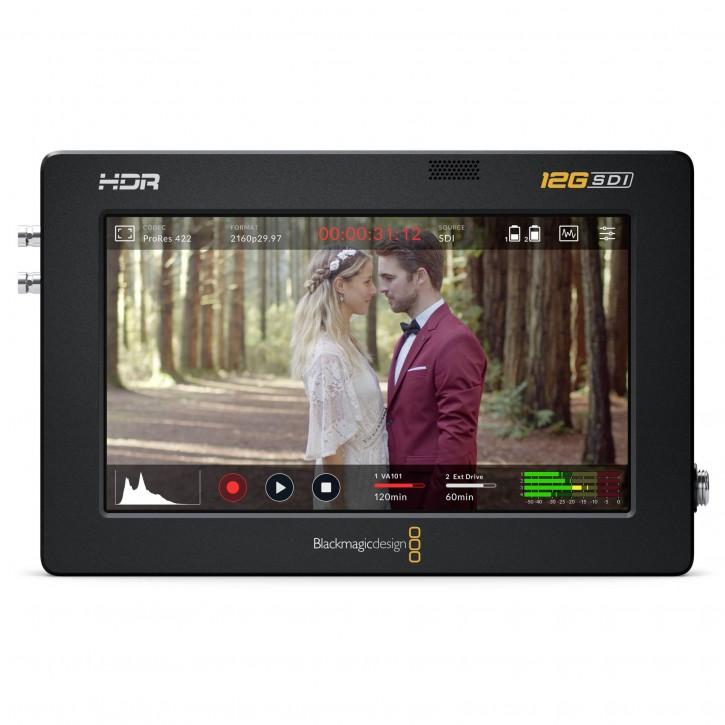 "Blackmagic Design Video Assist 5"" 12G HDR"