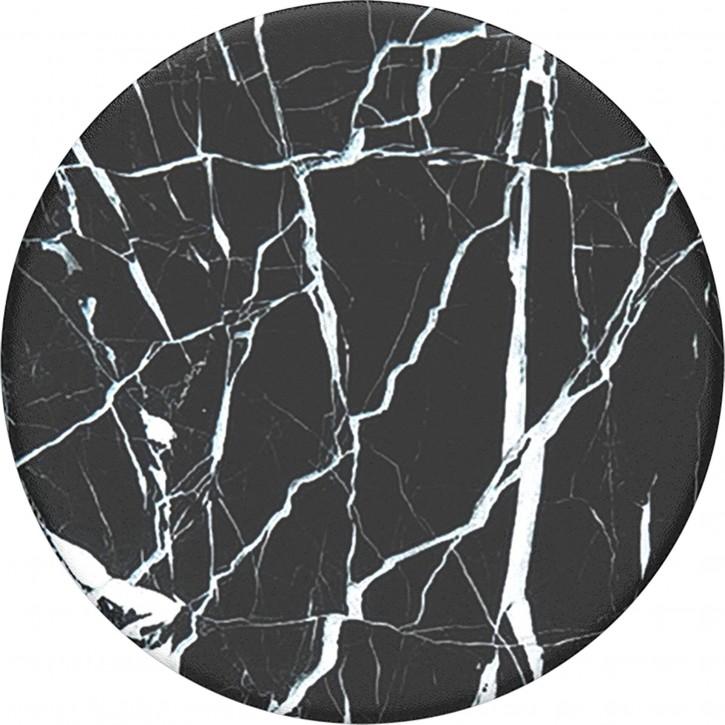 Popsockets - PopTop Black Marble für Popsockets Base