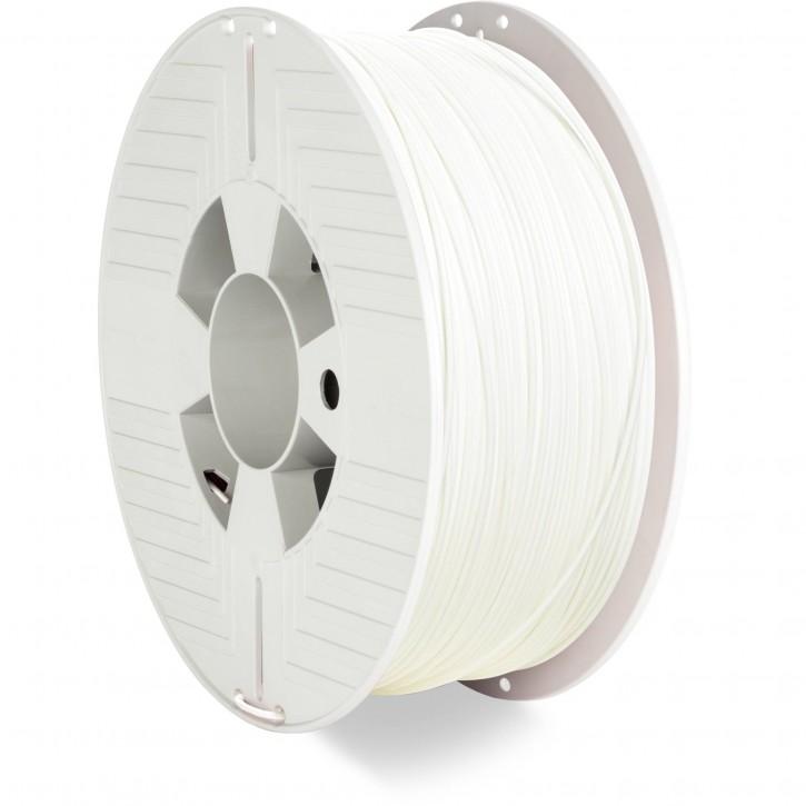 Verbatim 3D Printer Filament PLA 1,75 mm 1 kg white