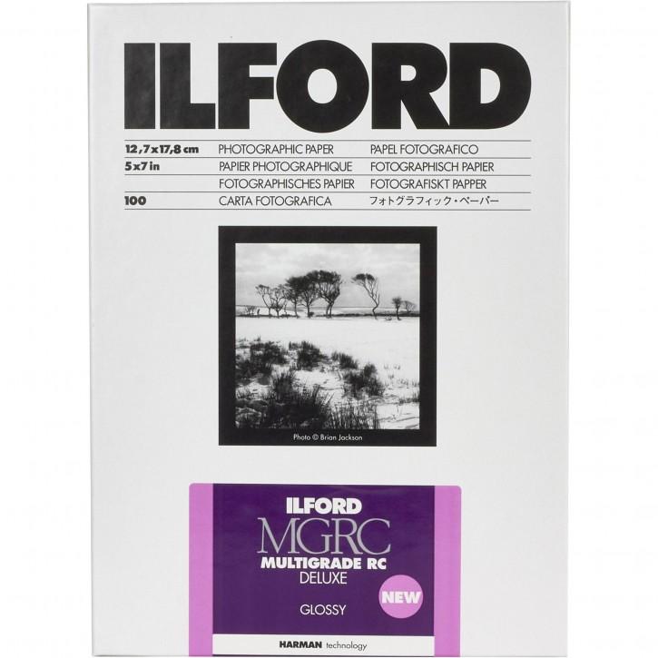 1x100 Ilford MG RC DL  1M  13x18