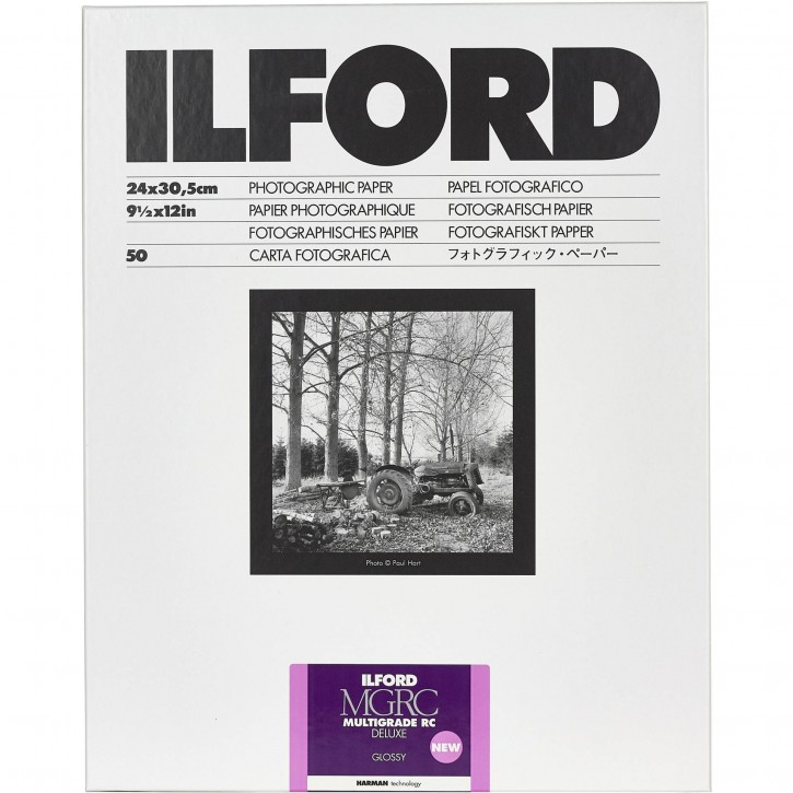 1x 50 Ilford MG RC DL  1M  24x30