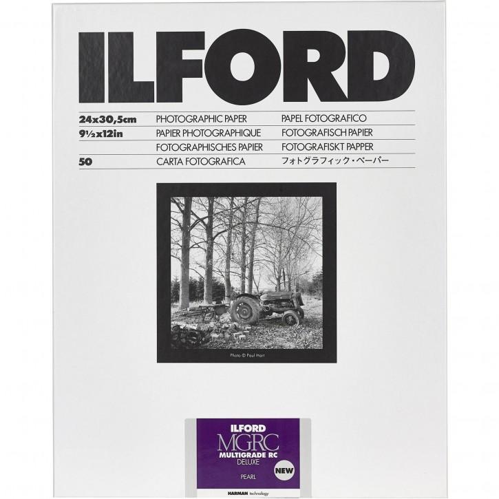 1x 50 Ilford MG RC DL 44M  24x30
