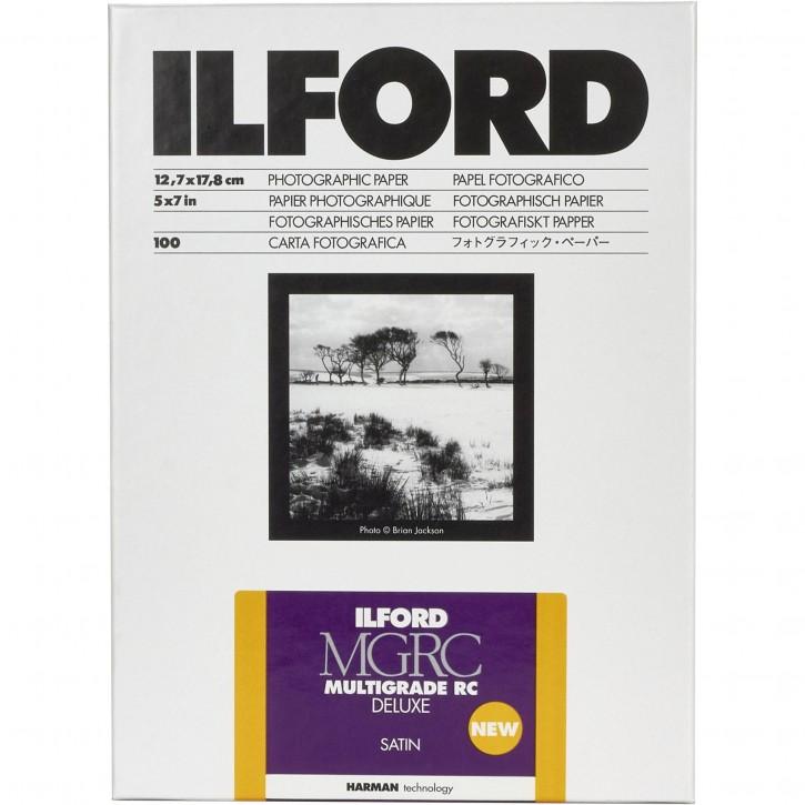 1x100 Ilford MG RC DL 25M  13x18