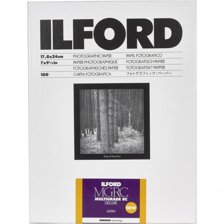 1x100 Ilford MG RC DL 25M  18x24