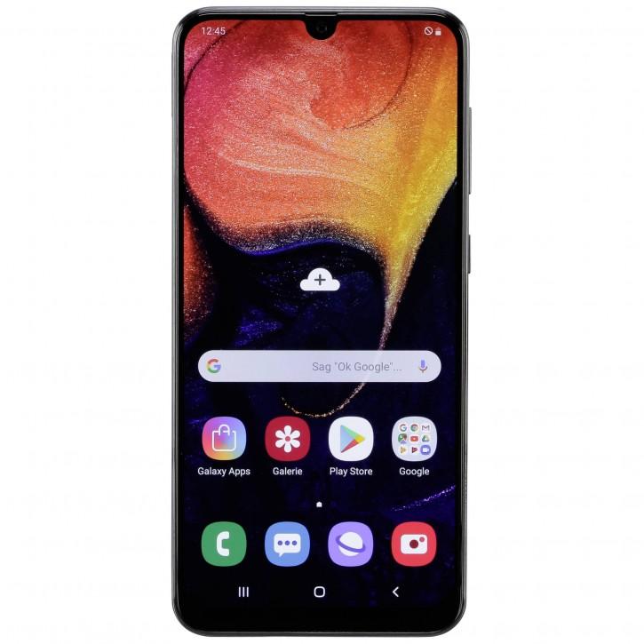 Samsung Galaxy A50 schwarz Enterprise Edition DS      128GB