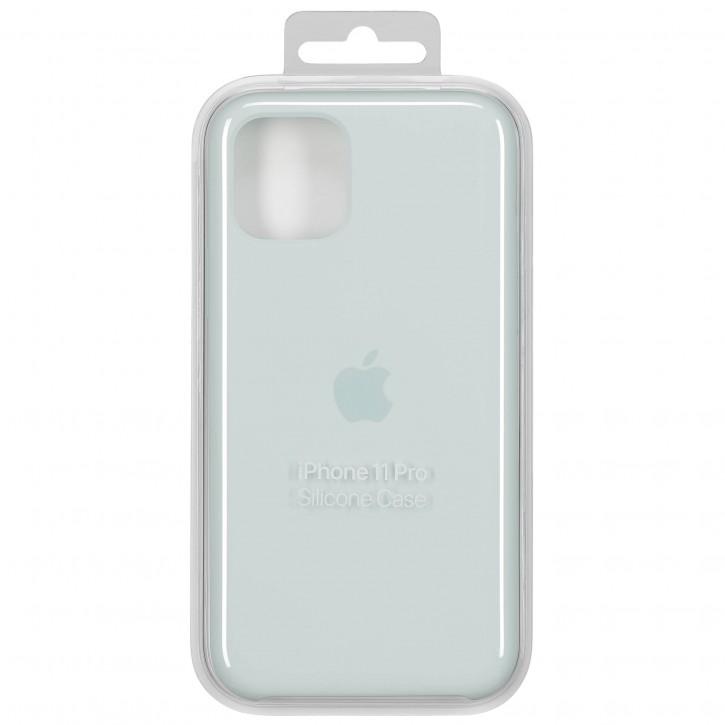 Apple iPhone 11 Pro Silicone Case Beryll