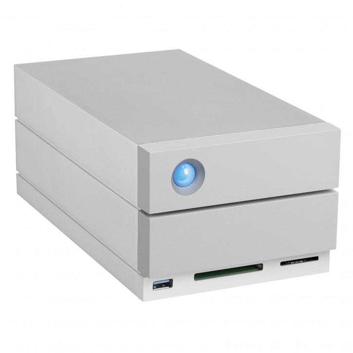 LaCie 2big Dock USB-C       32TB Thunderbolt 3 USB 3.0