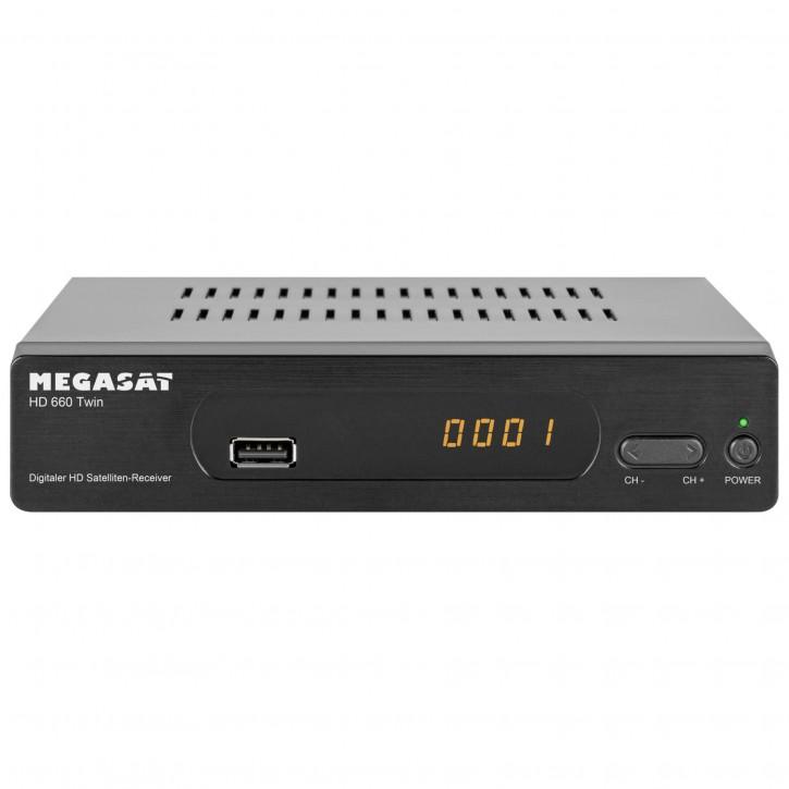 Megasat 660 Twin PVR