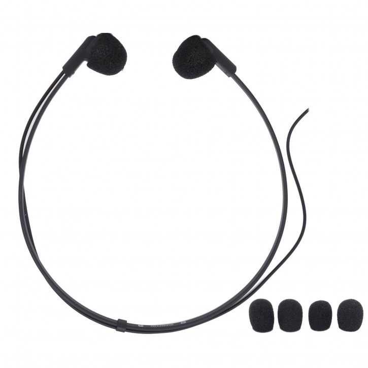 Olympus E103 Transcription Headset