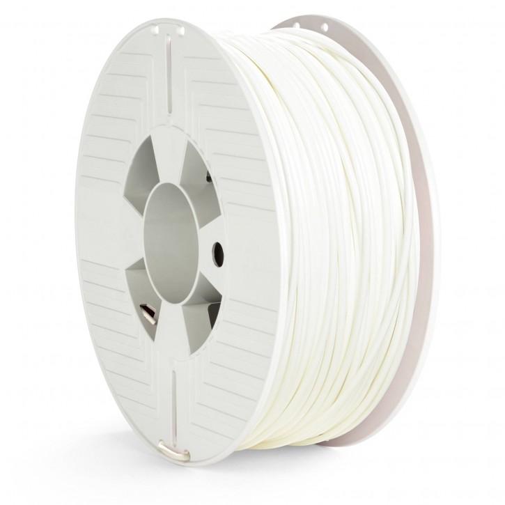 Verbatim 3D Printer Filament PLA 2,85 mm 1 kg white