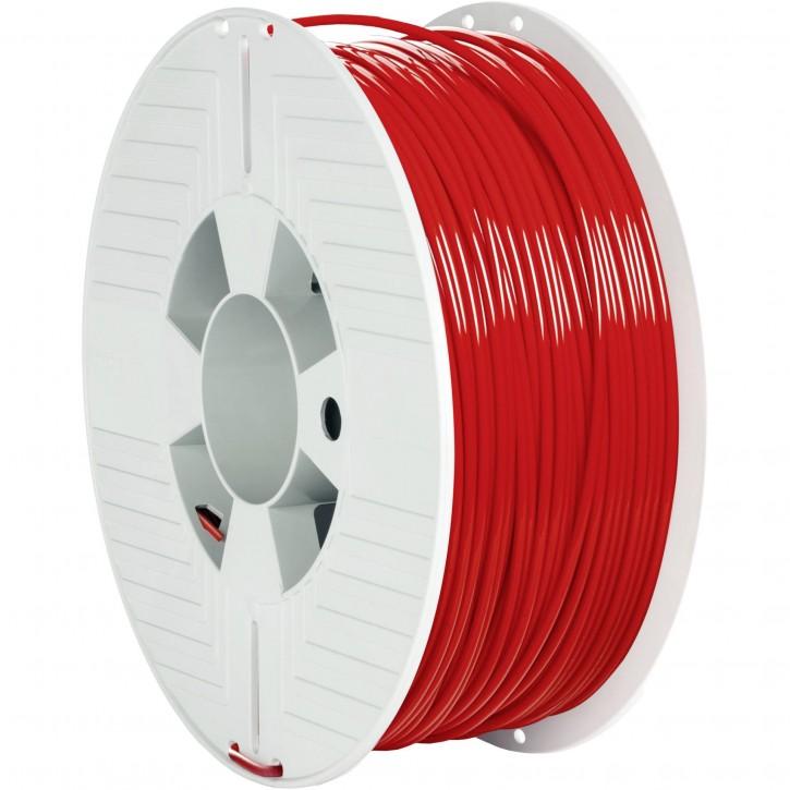 Verbatim 3D Printer Filament PLA 2,85 mm 1 kg red
