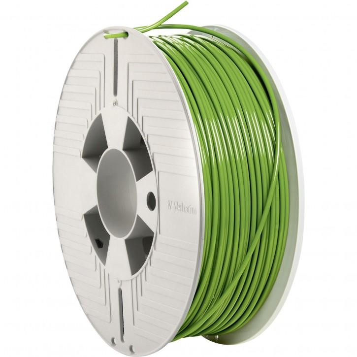 Verbatim 3D Printer Filament PLA 2,85 mm 1 kg green