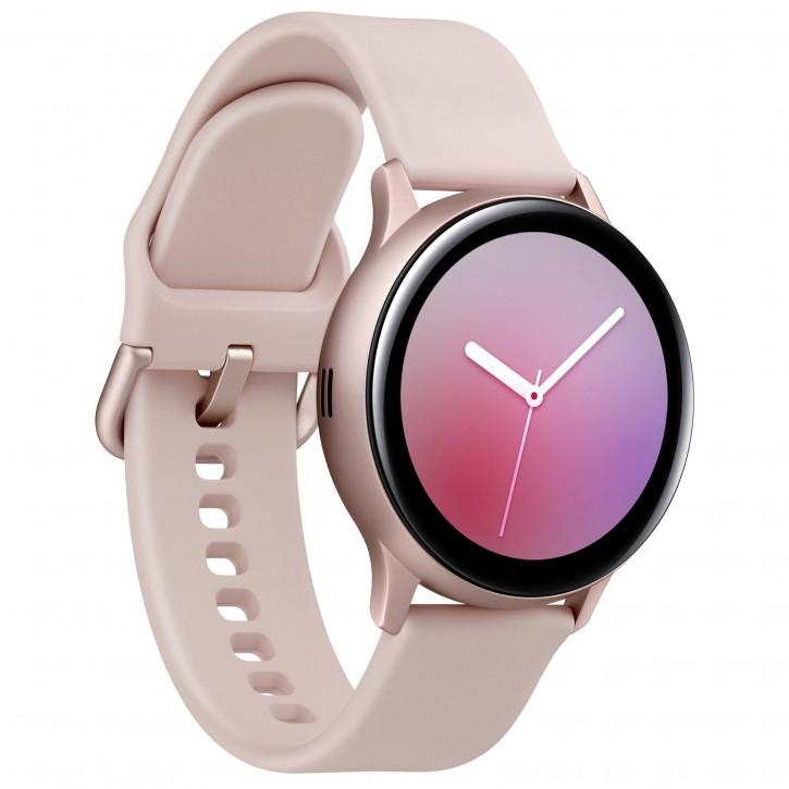 Samsung Galaxy Watch Active2 Aluminium 40mm LTE Pink Gold