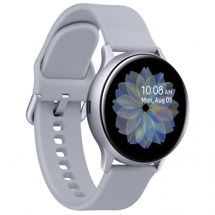 Samsung Galaxy Watch Active2 Aluminium 40mm LTE Cloud Silver