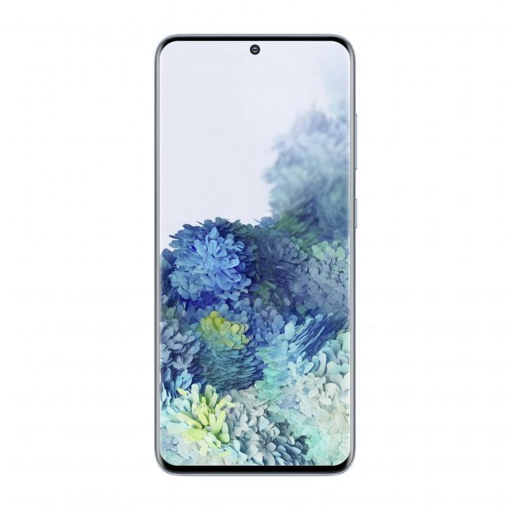 Samsung Galaxy S20 5G Cloud Blue                 128GB