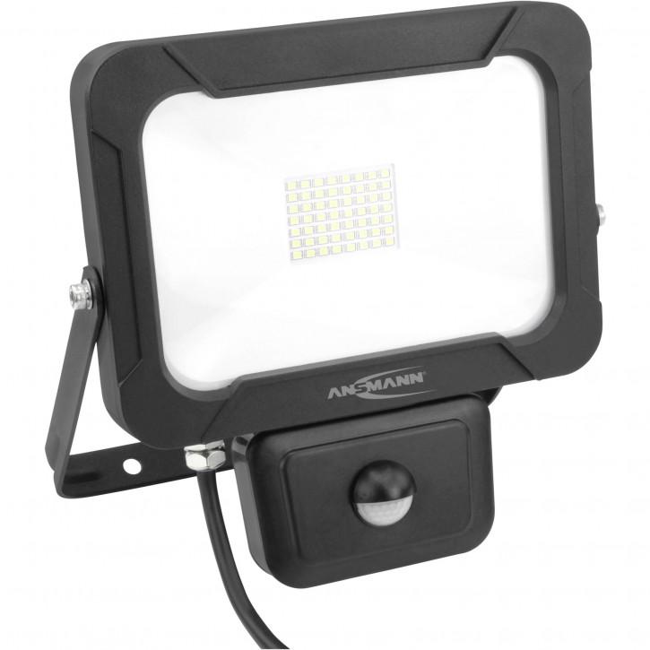 Ansmann WFL2400s 30W/2400lm LED-Strahler mit Bewegungsmelder