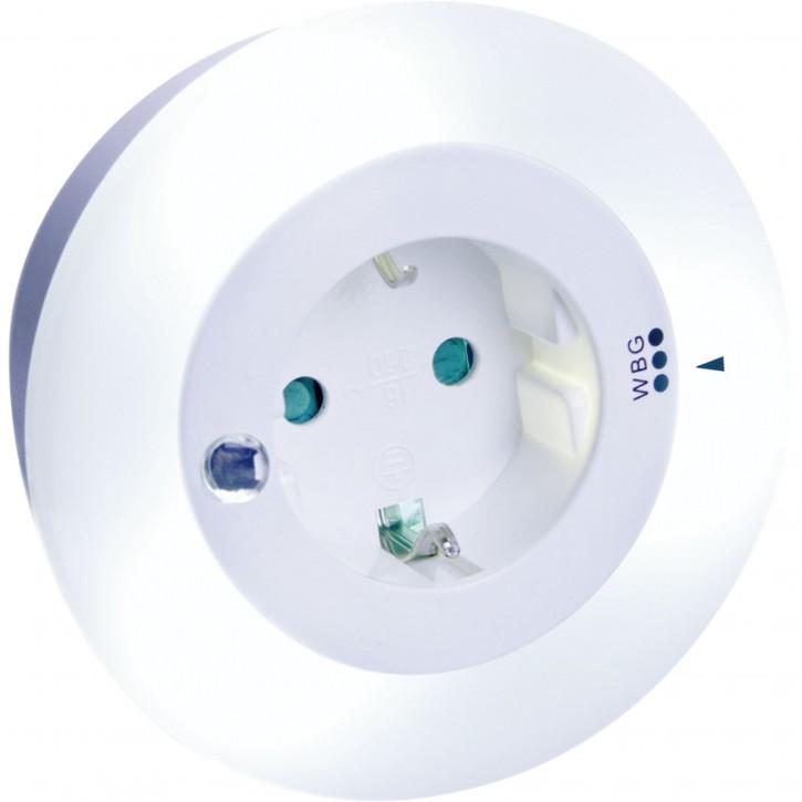 REV Nachtlicht LED 3 Farben mit Steckdose