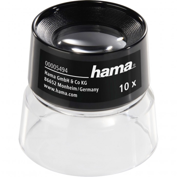 Hama Standlupe 10-fach, 26mm