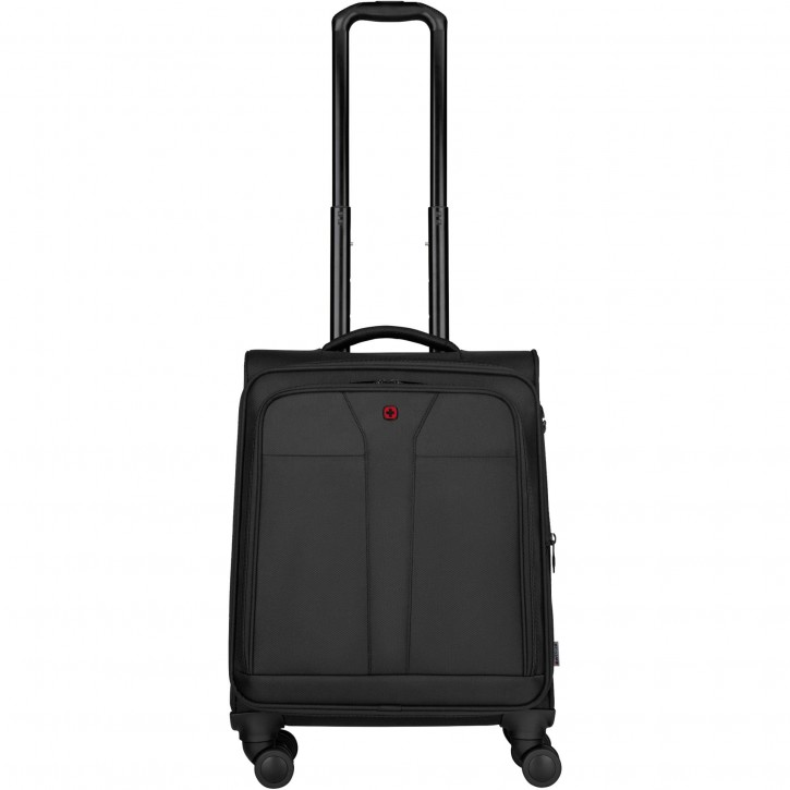 Wenger BC Packer Carry-On Softside Trolley schwarz