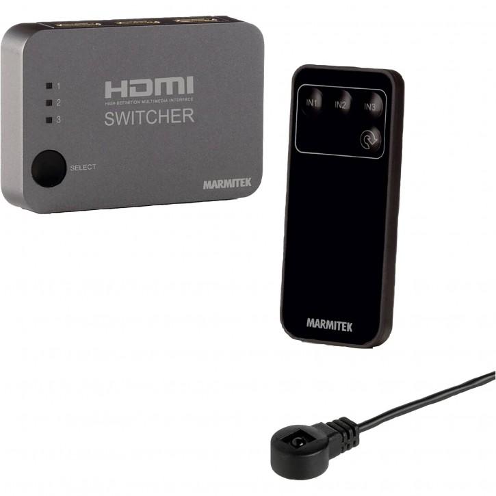 Marmitek HDMI Auto-Switch Connect 310 UHD