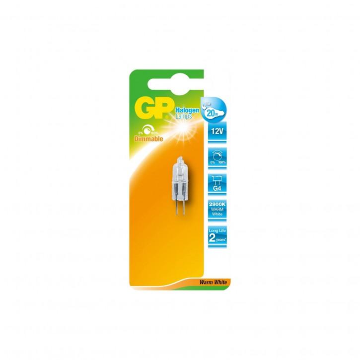 GP Lighting Halogen Kapsel G4 14W (20W) 235 lm 12V   GP 056478