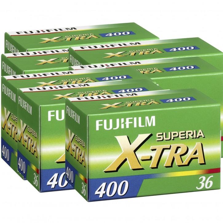 10 Fujifilm Superia  400 135/36 X-tra