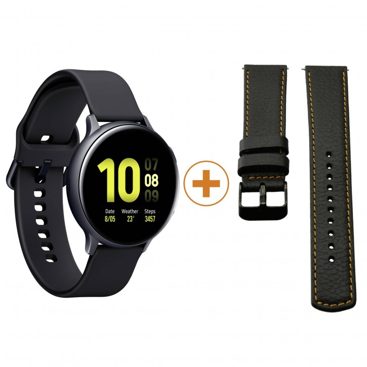 Samsung Galaxy Watch Active2 Alu 44mm LTE Black Special Pack