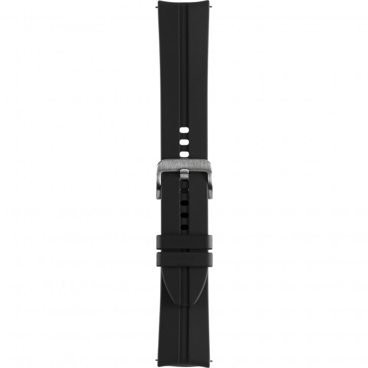 Samsung Ridge Sport Band 22mm Galaxy Watch3 Black M/L