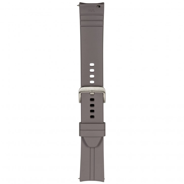 Samsung Ridge Sport Band 22mm Galaxy Watch3 Gray M/L