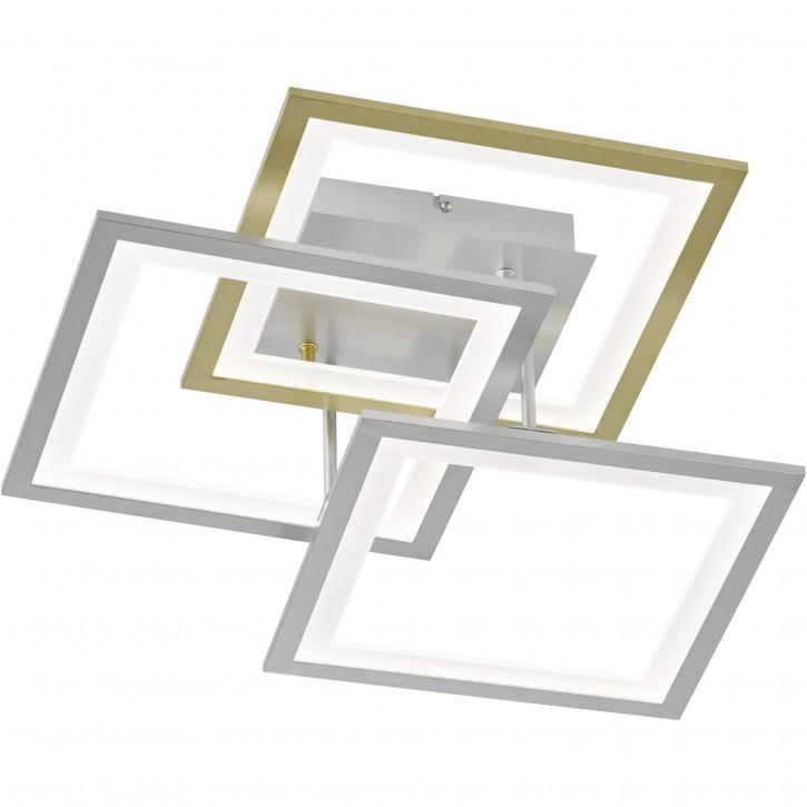 WOFI LED Deckenleuchte MODESTO 33W 2590lm Color dimmbar