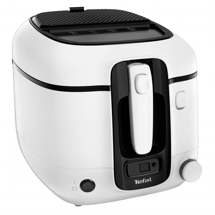 Tefal FR 3140 Super Uno mit Timer               weiß/schwarz