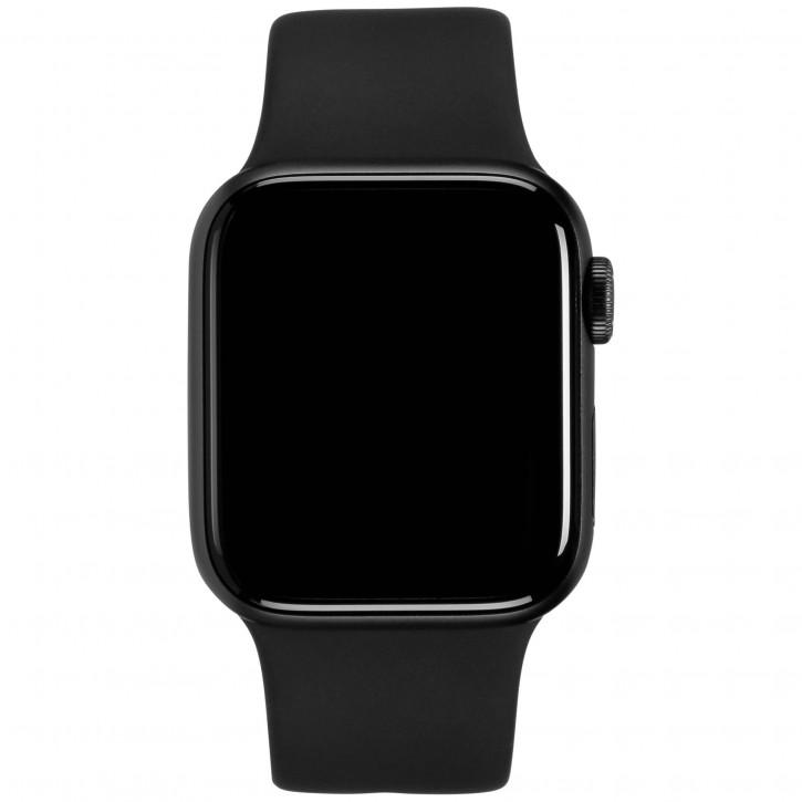 Apple Watch Series 6 GPS 40mm Gray Alu Case Black Sport Band