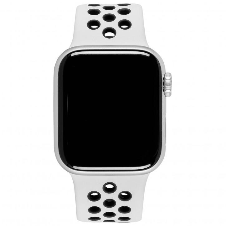 Apple Watch Nike Series 6 GPS 40mm Sil. Alu Platin. Nike Sport