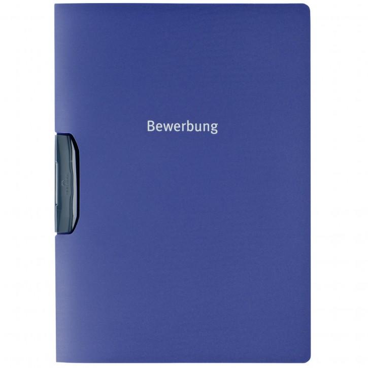 Durable Bewerbungsmappe 2-er Set Duraswing job blau inkl. Kuverts