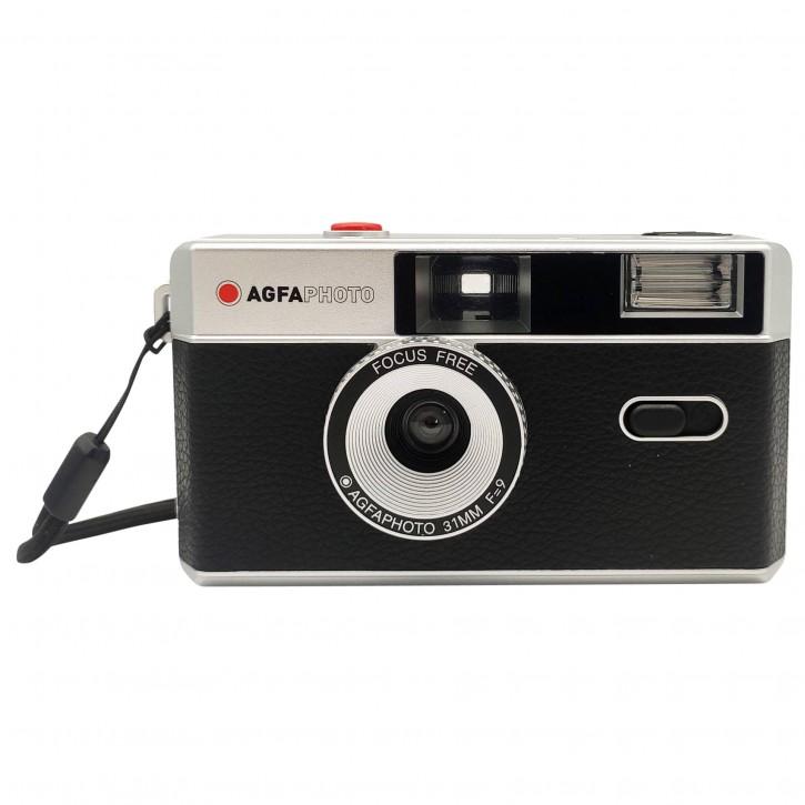 Agfaphoto Reusable Photo Camera 35mm schwarz