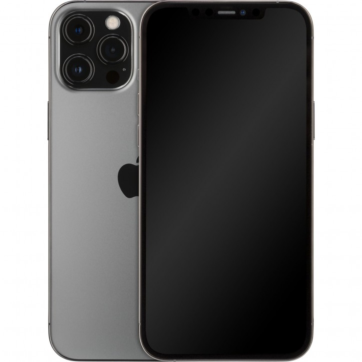 Apple iPhone 12 Pro Max    128GB Graphit                MGD73ZD/A