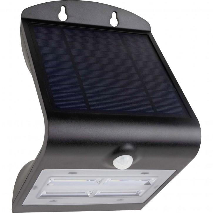 REV Solar LED Butterfly mit Bewegungsmelder 3,2W schwarz