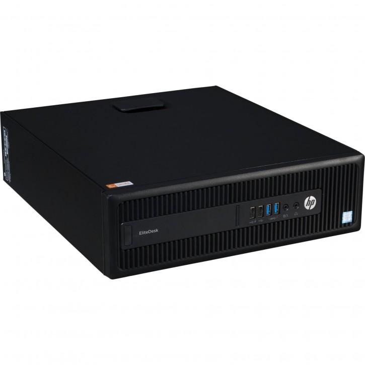 HP EliteDesk 800 G2 SFF Ci5 8GB 256GB SSD Refurbished