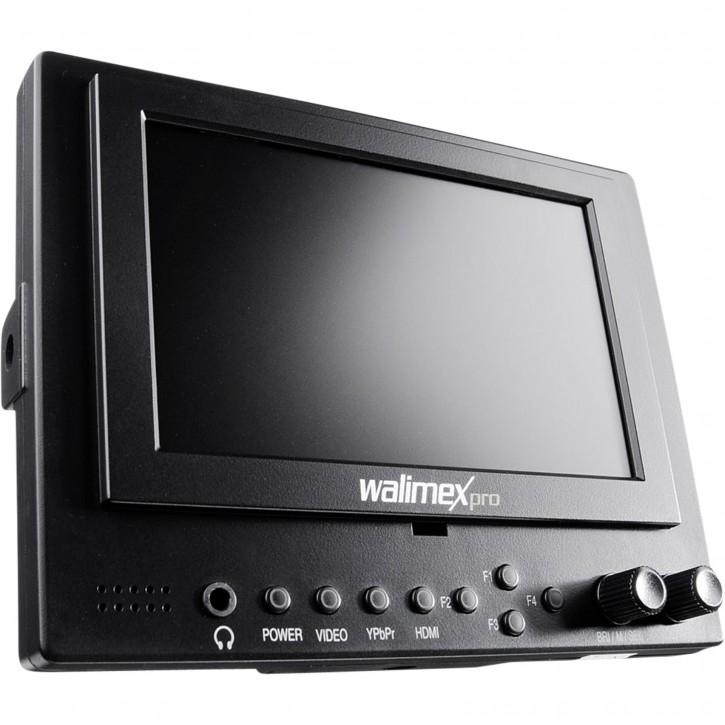 "walimex pro LCD Monitor Cineast I 12,7cm (5"") Full HD"