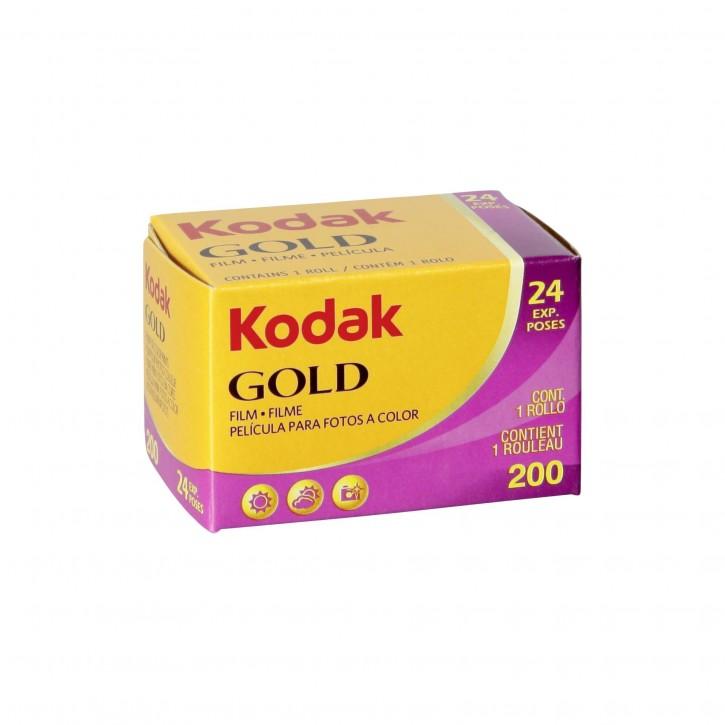 1 Kodak Gold        200 135/24