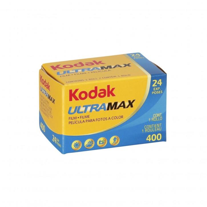 1 Kodak Ultra max   400 135/24