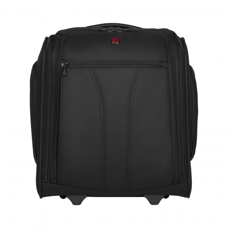 "Wenger BC Roll Underseat Wheeled Briefcase 14"" Laptopbag black"
