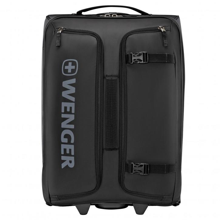 Wenger XC Tryal 52L Wheeled Cabin Luggage Black